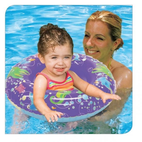4-Piece Swim Set - Swim Ring