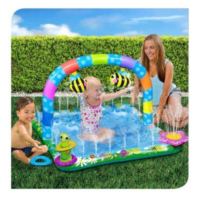 Baby's First Splash Mat