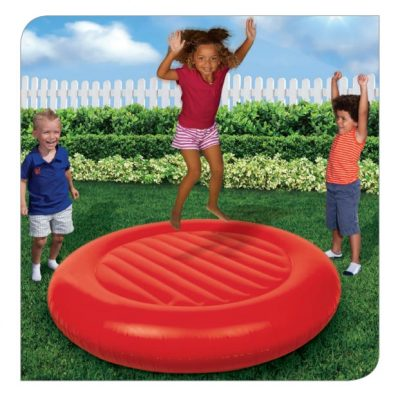 Bounce 'n Play Trampoline