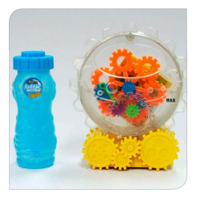 Bubble Gear Machine