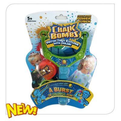 Chalk Bombs Power Launcher