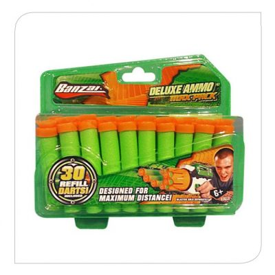 30pcs Foam Dart Refill Pack