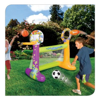 4-in-1 Sports Center