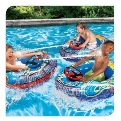 Aqua Blast Bumper Boats