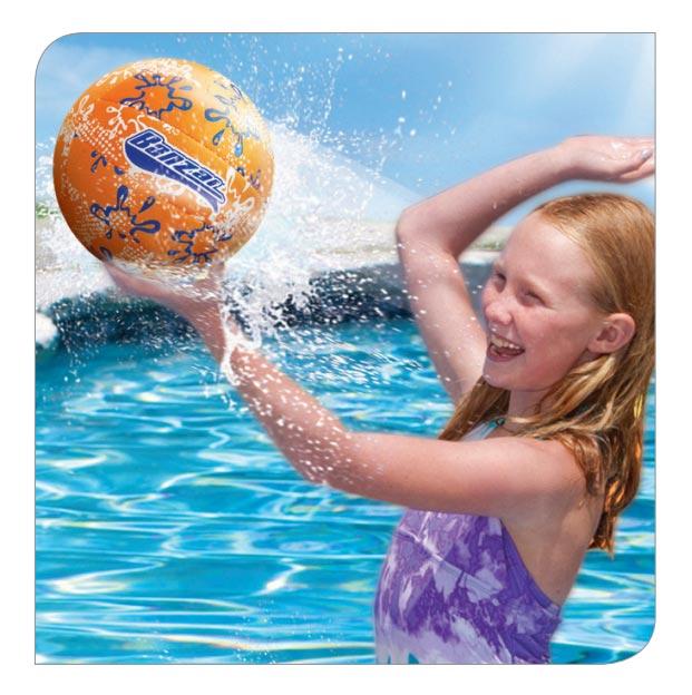 Aqua Volleyball