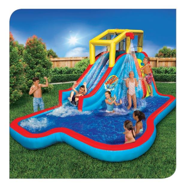 Slide 'n Soak Splash Park