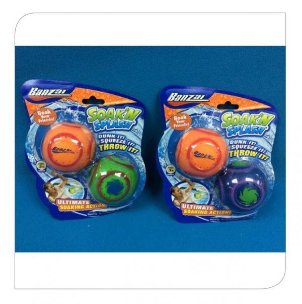 Soak 'n Splash Ball