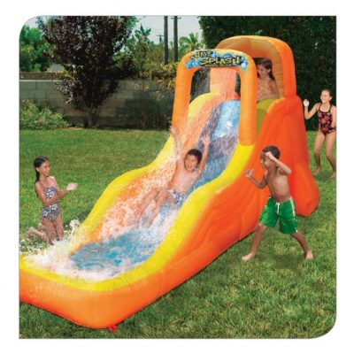 Wave Splash Water Slide