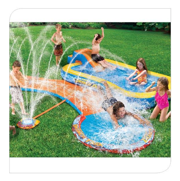 Aqua Drench 3-in-1 Splash Park