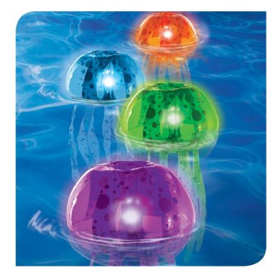 Jelly Fish Bubble Light - Assorted Colors