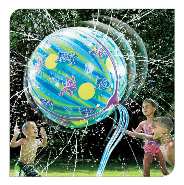 Aqua Splash Beach Ball