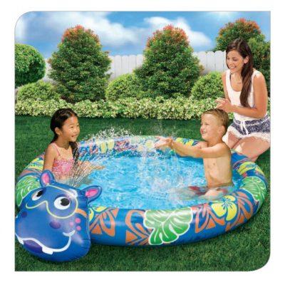 Beach Buddy Hippo Pool