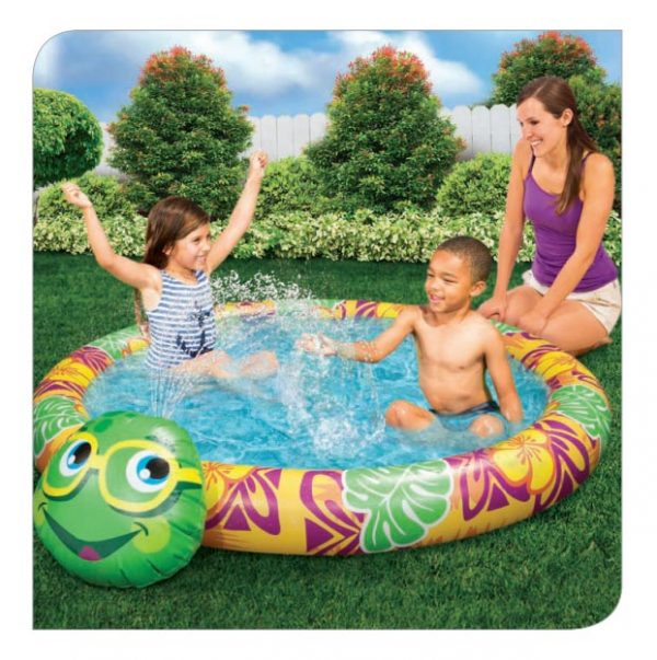 Beach Buddy Turtle Pool