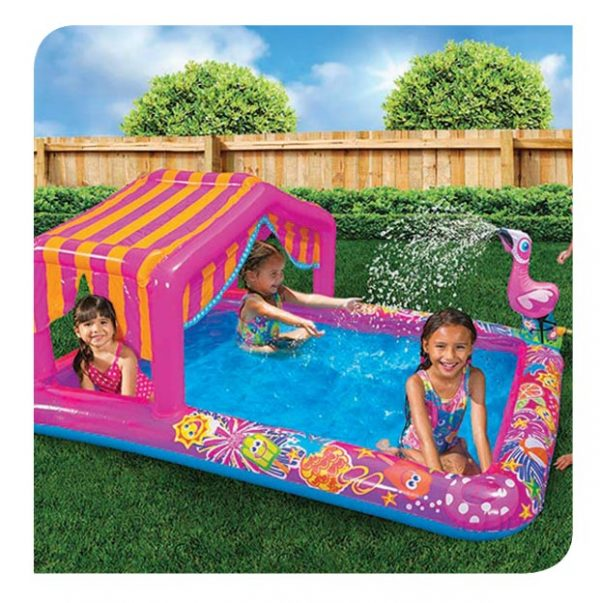 Cabana Fun Splash Pool