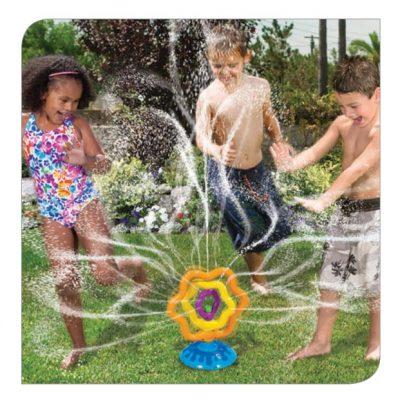 Cyclone Spin Sprinkler