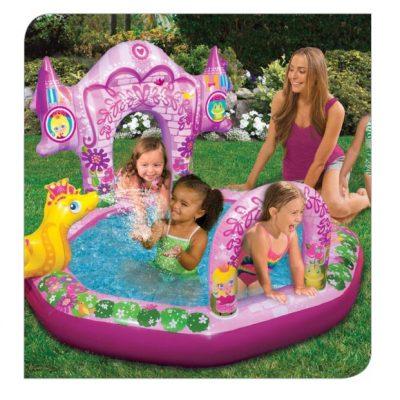 Enchanted Castle Splash Pool