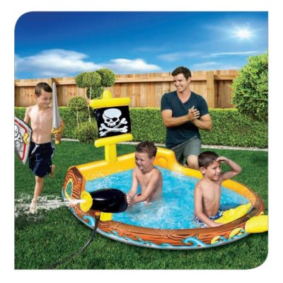 Pirate Alley Adventure Pool
