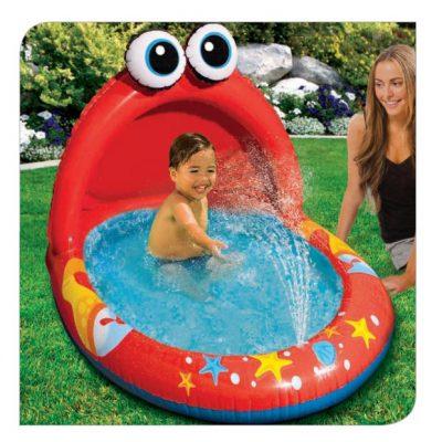 Spray 'n Play Crab Canopy Pool
