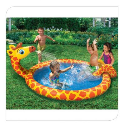 Spray 'n Splash Giraffe Pool