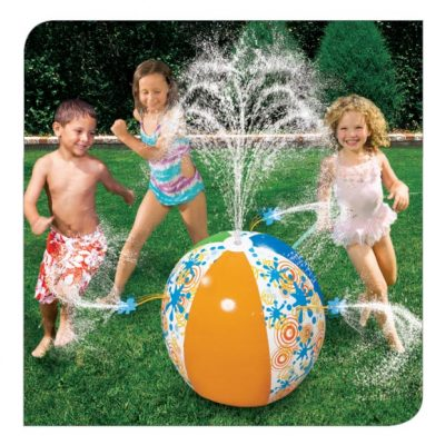 wacky splash sprinkler