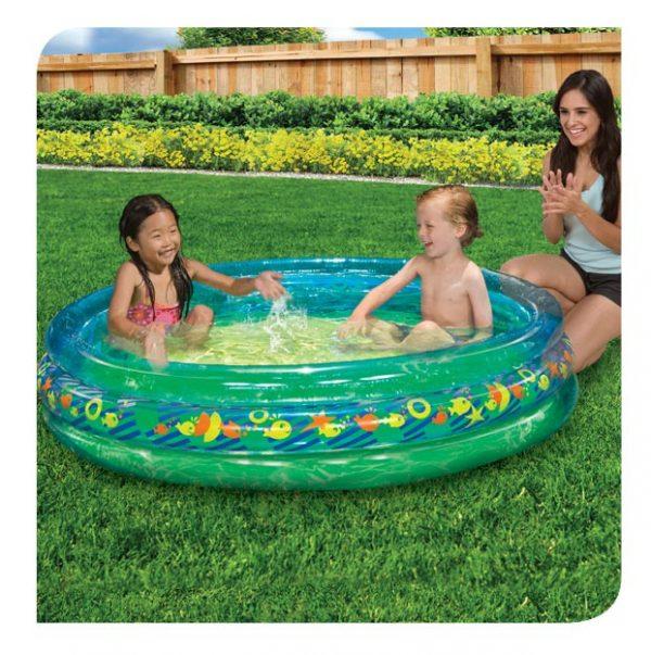 Blue Lagoon Splash Pool